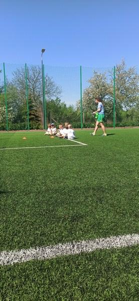Zajęcia z Piłki Nożnej- Muzykanci