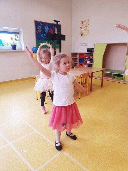 Balet w Półnutkach